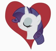 I have a crush on... Rarity by Stinkehund