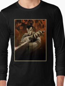 Jack the Samurai Long Sleeve T-Shirt