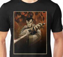 Jack the Samurai Unisex T-Shirt