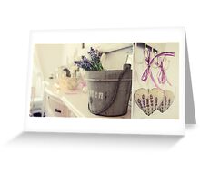 Lavender... Greeting Card