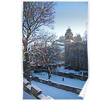 St.Cuthbert's Church, West End Poster