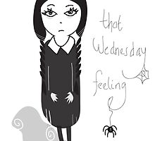That Wednesday Feel by Robynjp