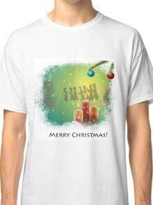 Christmas Carolers Classic T-Shirt