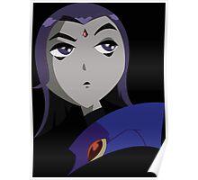 Teen Titans - Raven  Poster
