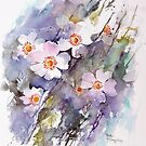 Wild Roses by artbyrachel