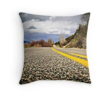 East River Road Throw Pillow