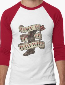 Adventurer Like You Men's Baseball ¾ T-Shirt