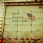 God Bless America by petitejardim
