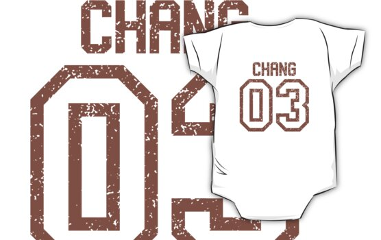 Chang Quidditch Jersey by jcthomason