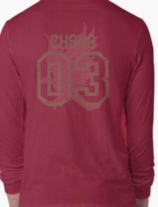 Chang Quidditch Jersey Long Sleeve T-Shirt