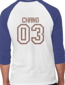 Chang Quidditch Jersey Men's Baseball ¾ T-Shirt