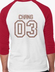 Chang Quidditch Jersey Men's Baseball ¾ T-Shirt