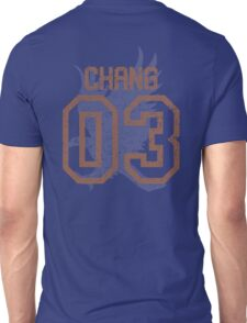 Chang Quidditch Jersey Unisex T-Shirt