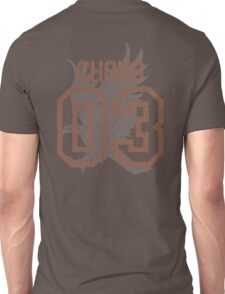 Chang Quidditch Jersey Unisex T-Shirt