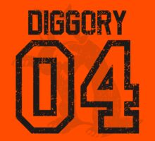 Diggory Quidditch Jersey Kids Clothes