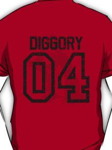 Diggory Quidditch Jersey T-Shirt