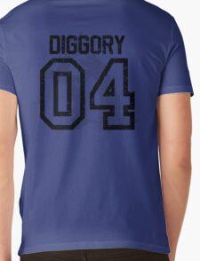 Diggory Quidditch Jersey Mens V-Neck T-Shirt