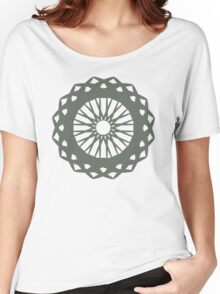 Spokes Women's Relaxed Fit T-Shirt