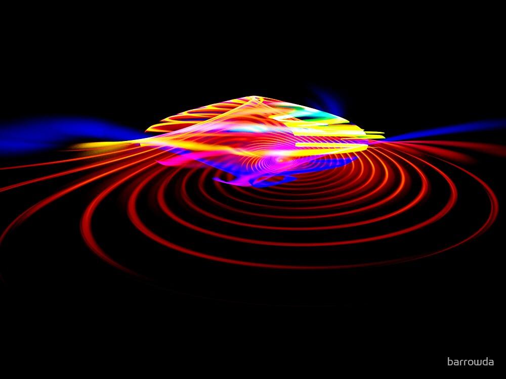 Jefferson Starship from Sylvias Tweak (Pong 10) by barrowda
