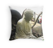 PEACE IN ALL CIRCUMSTANCES Throw Pillow