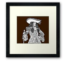 Spanish Explorer Framed Print