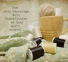 Hem Your Blessings by mzjohansen
