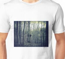 Winking Tree  Unisex T-Shirt