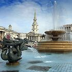 Trafalgar Square 2011 by vivsworld