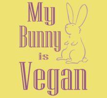 My Bunny is Vegan Kids Clothes