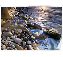 Summer Light - Prieshach Cove Poster