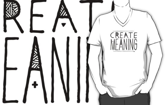 Create Meaning by Adam Excell