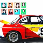 Alexander Calder Art Car by Steve Mezardjian