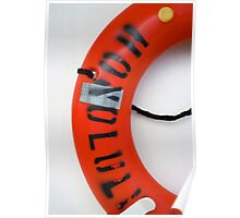 Life Ring Poster