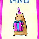 Happy Bearthday by cheezup