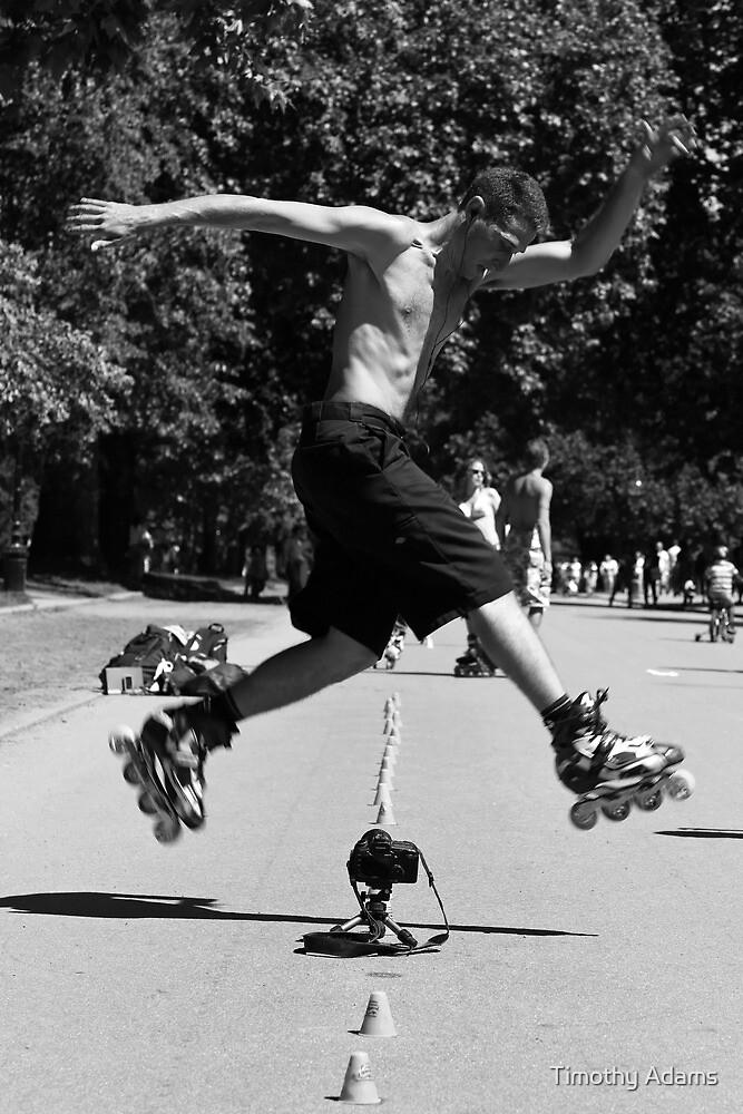Skator Boyz #1, Hyde Park, London 2011 by Timothy Adams