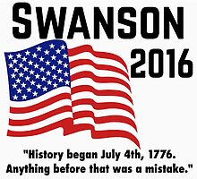 Swanson 2016 by allyroos