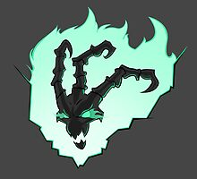 Updated Thresh head by Eveanon