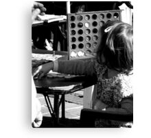 A Child's Eye Canvas Print