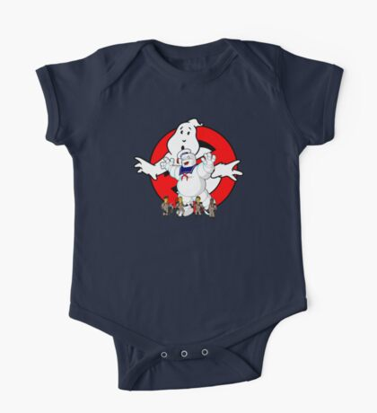 Springfield Ghostbusters  One Piece - Short Sleeve