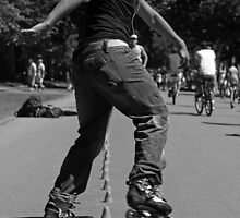 Skator Boyz #3, Hyde Park, London 2011 by Timothy Adams
