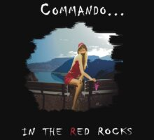 Commando in the red rocks by teeznuts73