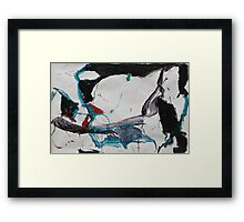 back to the Island Framed Print