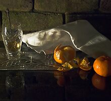 Still life with mandarins by andreisky