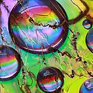 Sizzled Rainbow Drops by ShotsOfLove