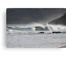 Secret Surf Perfection, South Australia Canvas Print