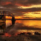 Belhaven Bridge by Chris Cherry