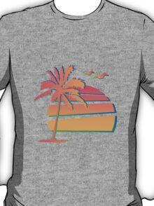 80's Sunset T-Shirt