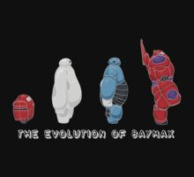 The Evolution of Baymax Kids Clothes