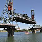 Bridge Lift by Bob Hortman