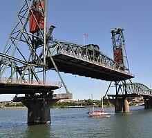 Bridge Lift by Bob Hortman